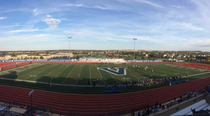 Valor High School Stadium